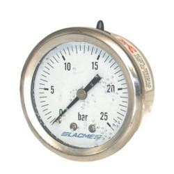 Manomètre Glycérine 0-25 bar Ø 58 mm