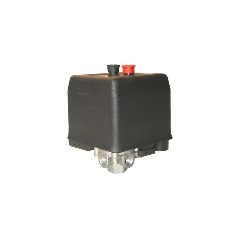 Contacteur disjoncteur 4-6,3 Amp