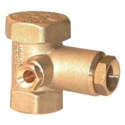Clapet anti-retour 1/2 - tuyau 8x10 mm
