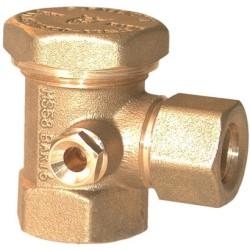 Clapet anti-retour 3/4 - tuyau 12x14 mm