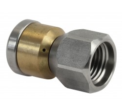 BUSE CANALISATION 1/8F 3X0.9 060 ROTATIF